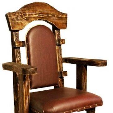 Кресло под старину «К-25»