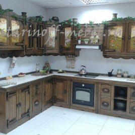 Кухня под старину #44