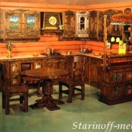Кухня под старину #30