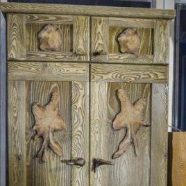 Шкаф под старину «Святорад»