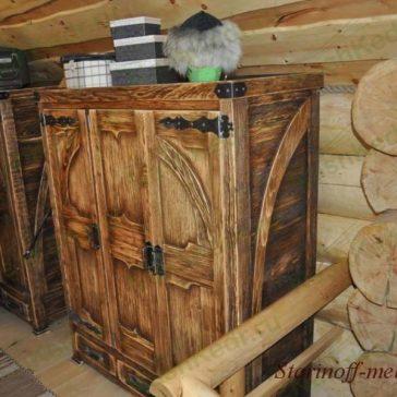 Шкаф под старину «Уильям»