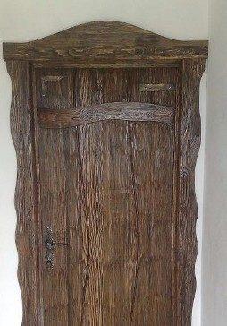 Дверь под старину «Велена»