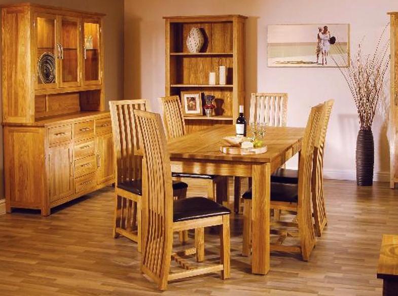натуральная деревянная мебель