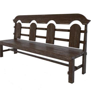 Скамейка под старину «СК-34»