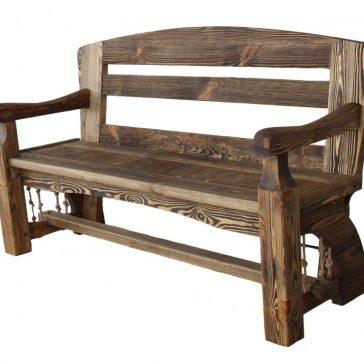 Скамейка под старину «СК-35»