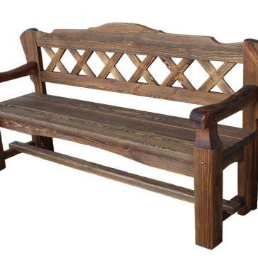 Скамейка под старину «СК-37»