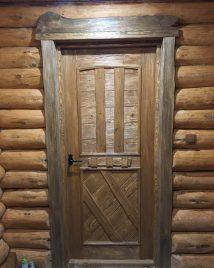 Дверь под старину «Д-99»