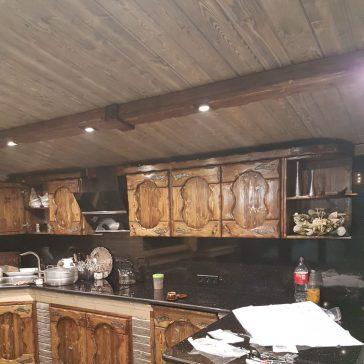 Кухня под старину #86