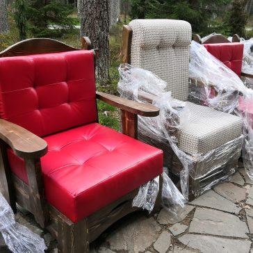 Кресло под старину «К-29»
