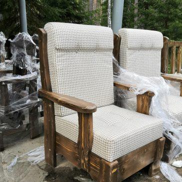 Кресло под старину «К-30»