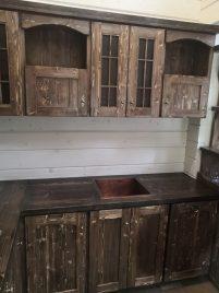Кухня под старину #85