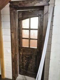 Дверь под старину «Д-108»