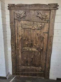 Дверь под старину «Д-109»