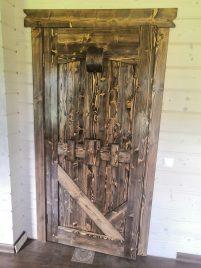 Дверь под старину «Д-111»