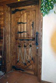 Дверь под старину «Д-101»