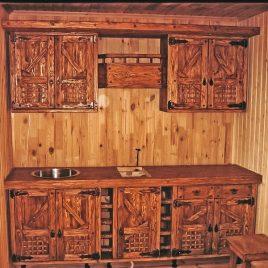 Кухня под старину #96