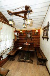 Банька под старину №29