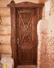 Дверь под старину «Д-93»