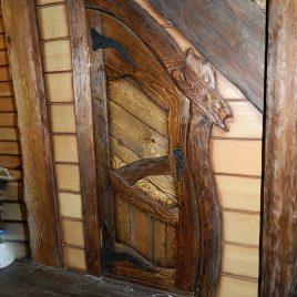 Дверь под старину «Д-97»