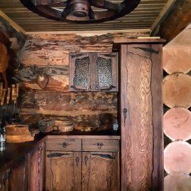 Кухня под старину #77