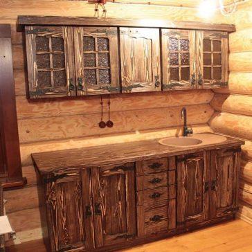 Кухня под старину #82
