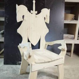 Кресло под старину «К-31»