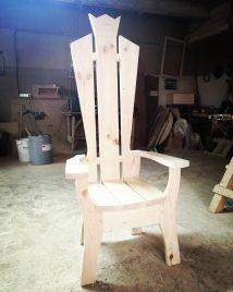 Кресло под старину «К-32»
