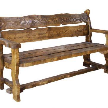 Скамейка под старину «СК-33»