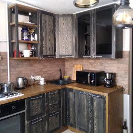 Кухня под старину #94