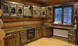Кухня под старину #99