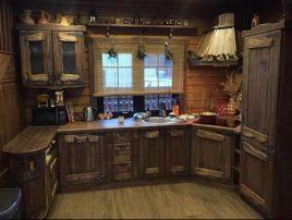 Кухня под старину #111