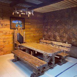 Стол под старину «CT-95»