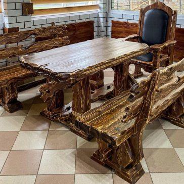 Стол под старину «CT-96»