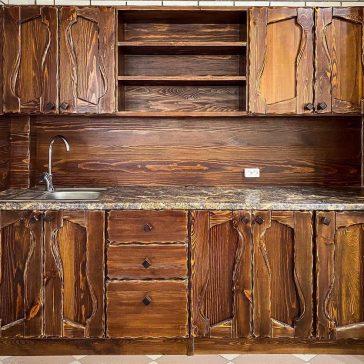 Кухня под старину #101