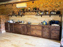 Кухня под старину #103