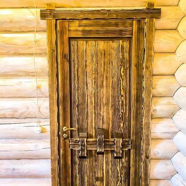 Дверь под старину «Д-122»