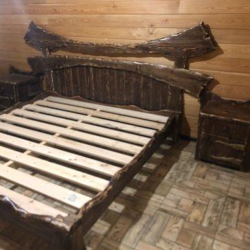 Кровать под старину №46