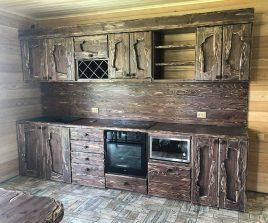 Кухня под старину #105