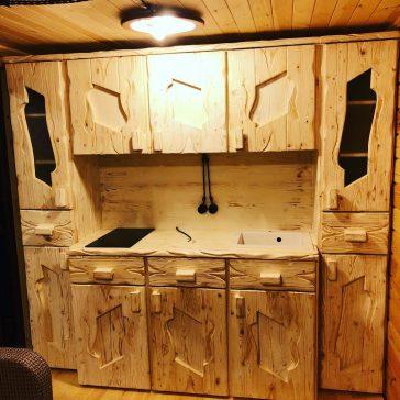 Кухня под старину #104