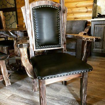 Кресло под старину «К-33»