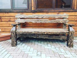Скамейка под старину «СК-32»