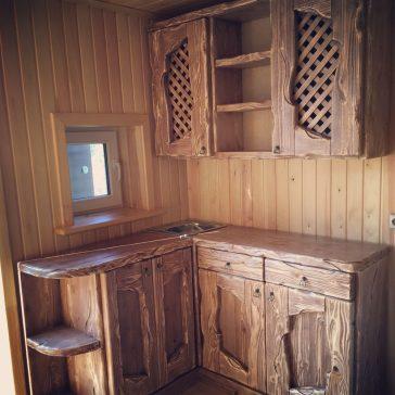 Кухня под старину #106