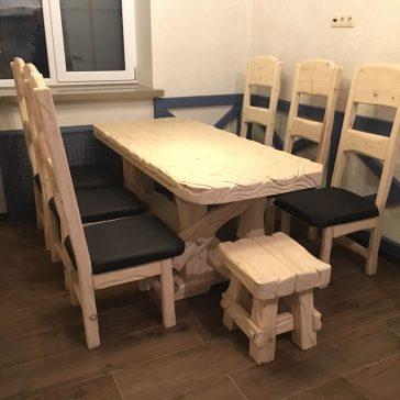 Стол под старину «CT-106»