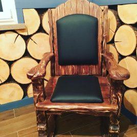 Кресло под старину «К-34»