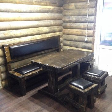 Стол под старину «CT-107»