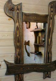 Зеркало под старину №10