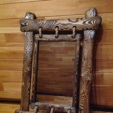 Зеркало под старину №11